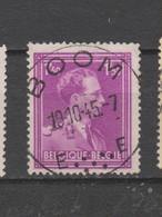 COB 641 Oblitération Centrale BOOM E - 1936-1957 Open Collar
