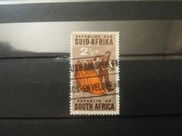 FRANCOBOLLI STAMPS SUD AFRICA SOUTH 1962 USED ANNIVERSARY VOLKSPELE RSA - Sud Africa (1961-...)