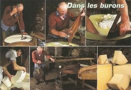 FABRICATION TRADITIONNELLE DE LA FOURME DANS LES BURONS . DEBAISIEUX 12/33 - Farms
