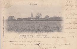 Synghem - Zingem - Zicht Op Het Dorp - Vue Du Village - Zingem