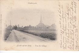 Oosterzeele Oosterzele - Zicht Op Het Dorp - Vue Du Village - Oosterzele