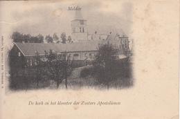 Melden - De Kerk En Het Klooster Der Zusters Apostolienen - Oudenaarde
