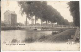 Haccourt - Pont Du Canal De Haccourt - Oupeye