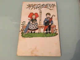 Ancienne Carte Postale - Illustrateur - Hansi - Hansi