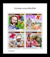 Mozambique 2019 Mih. 10206/09 Medicine. Red Cross Fighting Against Malaria MNH ** - Mozambique