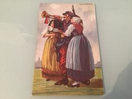 Ancienne Carte Postale - Illustrateur - G.Rogier - Illustrateurs & Photographes