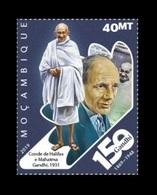 Mozambique 2019 Mih. 10231 Mahatma Gandhi Moments. Gandhi-Irwin Pact MNH ** - Mozambique