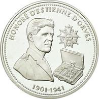 France, Médaille, Seconde Guerre Mondiale, Honoré D'Estienne D'Orves, FDC - France