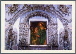 °°° Cartolina N. 169 Roma Via Veneto 27 Cimitero Dei Cappuccini Prima Cripta Nuova °°° - Roma (Rome)