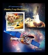 Sierra Leone 2019 Mih. 10567 (Bl.1644) Space. Chandra X-reay Observatory MNH ** - Sierra Leone (1961-...)