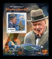 Sierra Leone 2019 Mih. 10572 (Bl.1645) Prime Minister Of Great Britain Winston Churchill MNH ** - Sierra Leone (1961-...)
