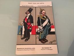 Ancienne Carte Postale - Illustrateur - V.marendaz - Illustrateurs & Photographes