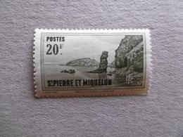 S P M   P 188  * *   SERIE COURANTE - St.Pierre Et Miquelon