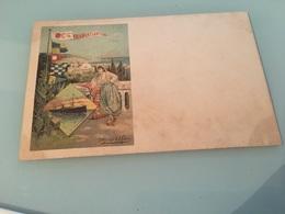 Ancienne Carte Postale - Illustrateur - Hugo D'alési - D'Alési, Hugo