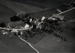 + BAD WÖRISHOFEN, Untergammenried, Bayern, Original, Seltenes Luftbild 1938, Nr. 33726, Format 18 X 13 Cm - Bad Woerishofen