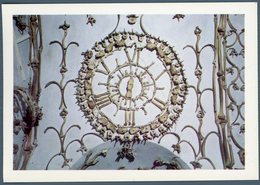 °°° Cartolina N. 176 Roma Via Veneto 27 Cimitero Dei Cappuccini Corridoio Decorazione Della Volta A Orologio Nuova °°° - Roma (Rome)