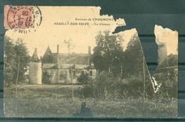 52 - NEUILLY SUR SUIZE - Le Château (carte En Très Mauvais état) - France