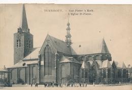 CPA - Belgique - Turnhout - L'Eglise St-Pierre - Turnhout