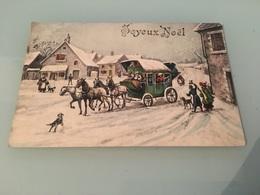 Ancienne Carte Postale - Illustrateur - Orens - Orens