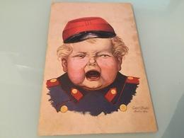 Ancienne Carte Postale - Illustrateur - Carl Diehl - Diehl, Carl