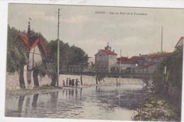 Bouches-du-Rhône - Grans - Site Au Bord De La Touloubre - Autres Communes