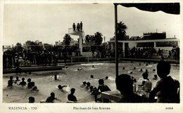 VALENCIA, PISCINA DE LAS ARENAS - Valencia