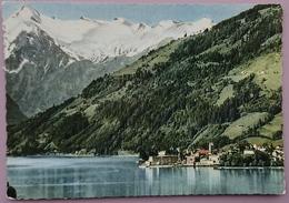 ZELL AM SEE - Oesterreich - Austria - Die Perle Der Alpen, Mit Kitzsteinhorn -  Vg 1955 A2 - Zell Am See