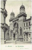 185. - ANVERS - Le Synagoque - Judaica - Antwerpen