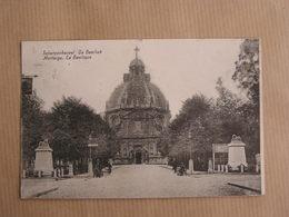 MONTAIGU La Basilique Animée Brabant Flamand Belgique - Autres