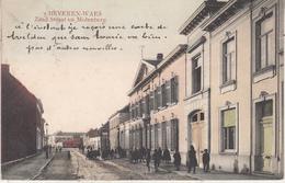 Beveren-Waes - Zand Straat En Molenberg - Geanimeerd - Uitg. D. Demune 3 - Beveren-Waas