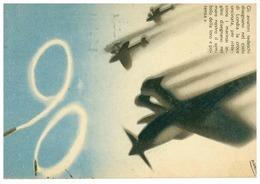 AVIAZIONE AERONAUTICA AEREO FASCIO FASCISMO - Guerra 1939-45