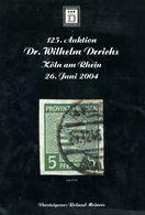 125. Derichs Auktion 2004 - Auktionskataloge