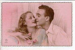 Cpa Carte Postale Ancienne  - Fantaisie Couple - Pc 6366 - Couples
