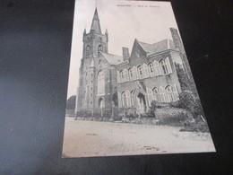 Kerkhove, Kerk En Pastorij - Avelgem