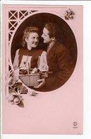Cpa Carte Postale Ancienne  - Fantaisie Couple - Pc 5624 - Couples