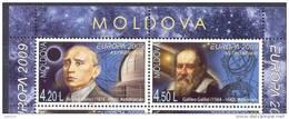 2009. Moldova, Europa 2009, 2v In Strip, Perforated, Mint/** - Moldova