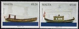 Malta - 2019 - Maritime Malta - Vessels Of The Order - Mint Stamp Set - Malta