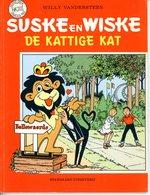 Suske En Wiske 205 - De Kattige Kat (1ste Druk) 1986 - Suske & Wiske