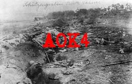 51 Marne TAHURE Sommepy Champagne Soldats Morts Fussartillerie Batterie 486 Suippes 1915 1916 - Oorlog 1914-18