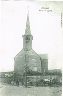 Stockel , Kerk - Woluwe-St-Pierre - St-Pieters-Woluwe