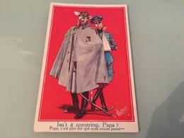 Ancienne Carte Postale - Illustrateur - T.Gilson - Illustrateurs & Photographes