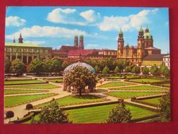 München - Im Hofgarten / Nachgebühr, Nachporto, Nachtaxiert Linz, Donau - Muenchen