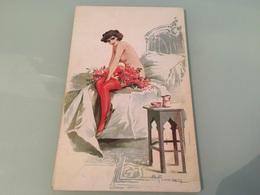 Ancienne Carte Postale - Illustrateur - R.Franzoni - Illustrators & Photographers