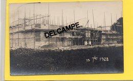 41 BLOIS CARTE PHOTO USINE  THERMIQUE N°2 - Blois