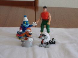 Figurines ( 4 ) - Figurillas