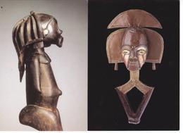 Musee  Dapper Gabon Congo Lot De  5 Cartes - Cartoline