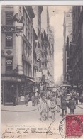 U.S.A. NEW YORK . Nassau St. From Ann St. N.Y. City (Très Animée + Judaïca : Ets COHEN & Co Sur 3 étages ) - Manhattan