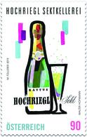 Austria - 2019 - Hochriegl Sparkling Wine Cellar - Mint Stamp - 1945-.... 2nd Republic