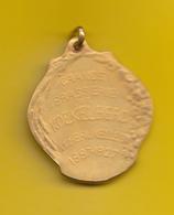 Bruxelles - Médaille Dorée Grande Brasserie De Koekelberg 1887-1927 (Witterwulghe) - Professionnels / De Société