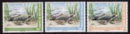 Guinea 1998 Set Of Stamps Mi#1884-86 MNH CV=6€ - Guinée (1958-...)